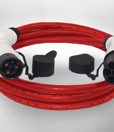 EV зарядний кабель