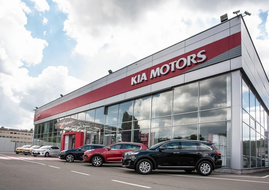 В Україні презентовано Stinger, найшвидший автомобіль в історії бренду Kia