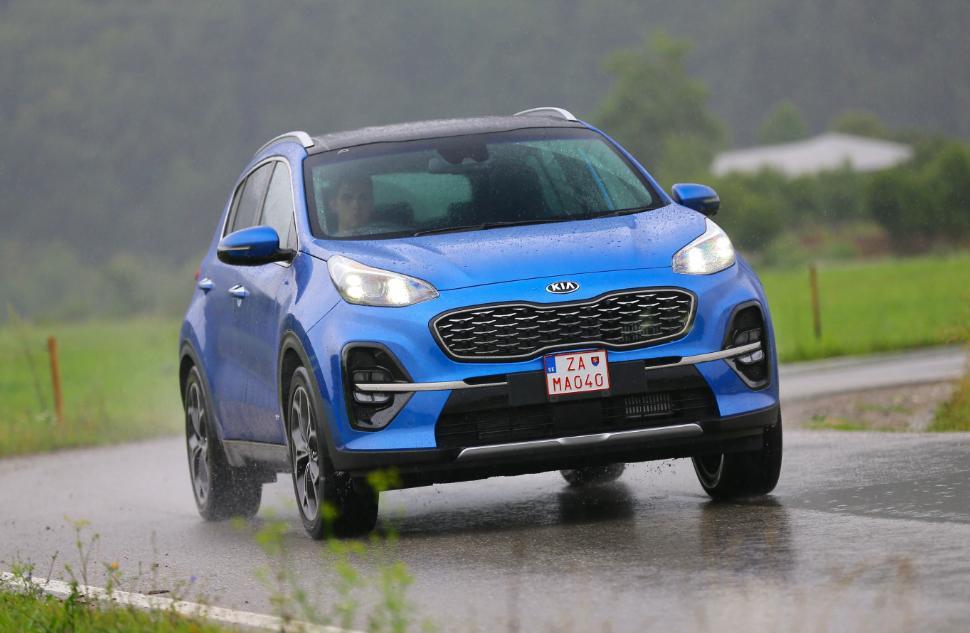 Kia Sportage став найбільш продаваним автомобілем в Україні